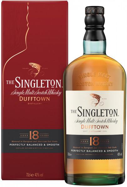 The Singleton 18 Jahre Dufftown