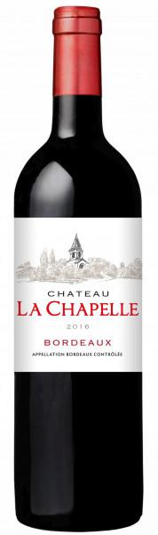 Château LA CHAPELLE 2016 Bordeaux