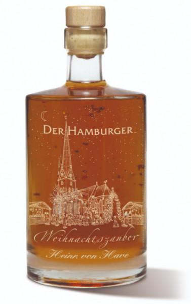 Der Hamburger Weihnachtszauber Likör