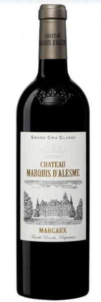 Chateau Marquis D'Alesme 2016 Margaux Grand Cru Classé