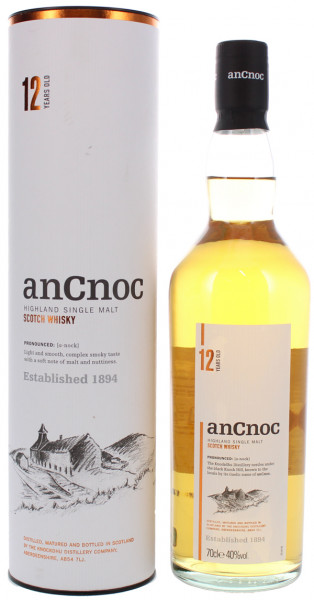 anCnoc 12 Jahre