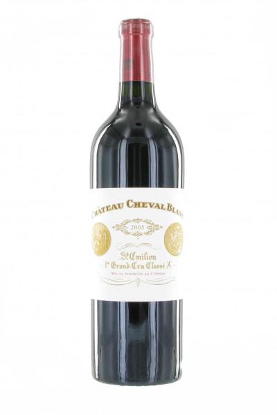 Chateau Cheval Blanc Saint Emilion 2005