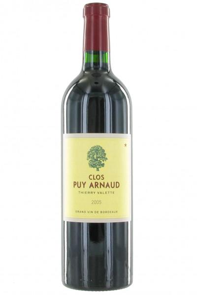 Clos Puy Arnaud 2016 - Castillon Côtes de Bordeaux