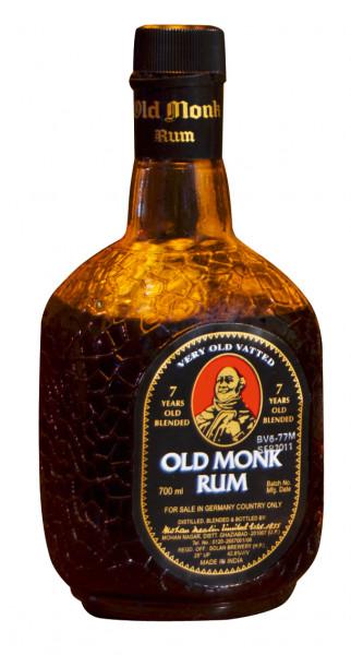 Ol Monk Rum 1 Liter