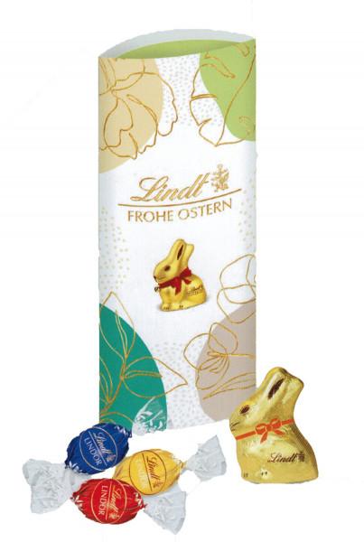 Lindt Mini-Kissenpackung Blütenzeit Ostern