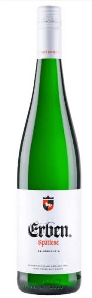 Erben Spätlese Weißwein - feinfruchtig - 0,25l