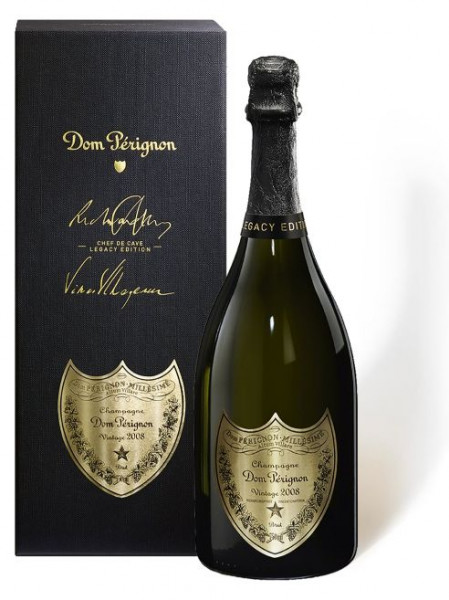 Dom Perignon 2008 Chef de Cave Legacy Edition
