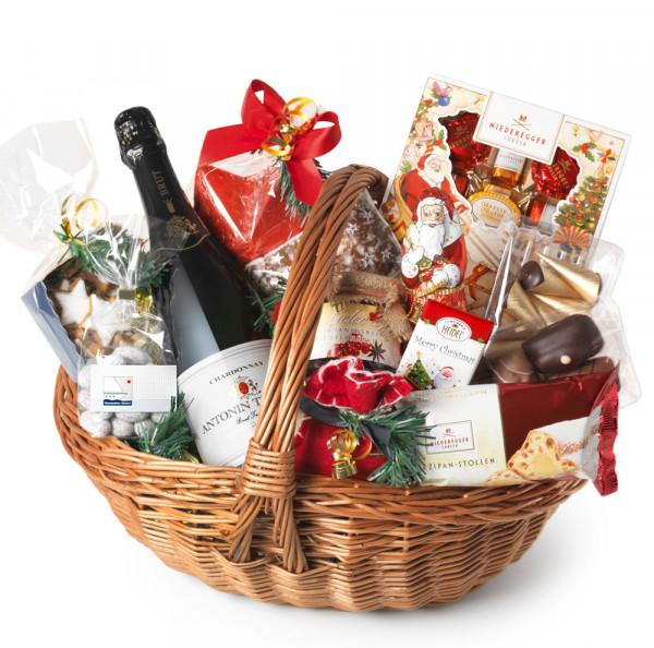 Weihnachten Präsentkorb Premium L (large)
