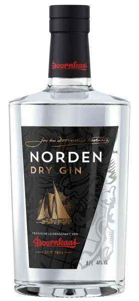 Norden Dry Gin Doornkaat