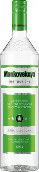 Moskovskaja Vodka 1 Liter