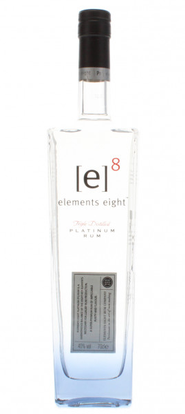 Elements 8 Rum PLATINUM