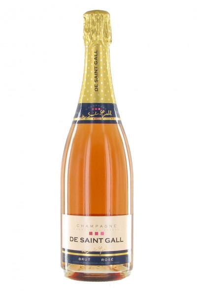 Champagne De Saint Gall Brut Rosé MAGNUM