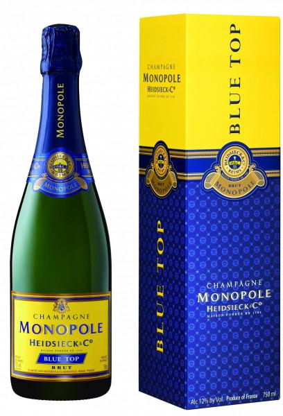 Champagne Heidsieck Monopole Blue Top