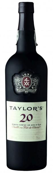 Taylors Port 20 Jahre Tawny