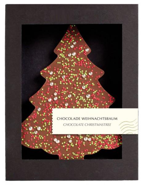 Chocolade Weihnachtsbaum VM