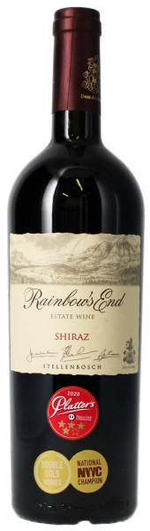 Rainbows End Shiraz