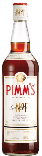 Pimms No . 1