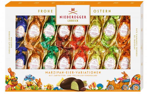Niederegger Marzipan Eier Variationen 250g