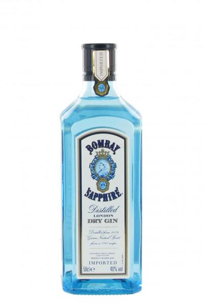 Bombay Sapphire London Dry Gin 0,5L