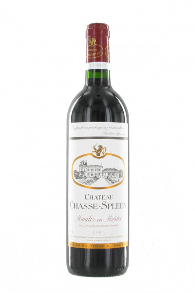 Château Chasse Spleen 2016 - Moulis Medoc Cru Exceptionnel
