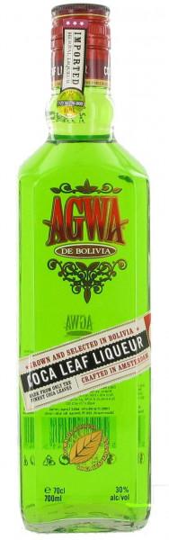 Agwa de Bolivia Caca Leaf Liquor