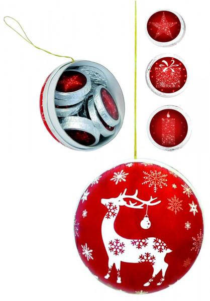 Weihnachtskugel Scandia