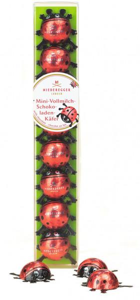 Niederegger Mini-Edelvollmilch-Schokoladen-Käfer 8/50g