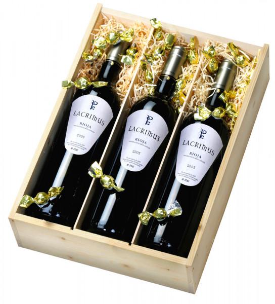 Weinpräsent La Rioja Crianza