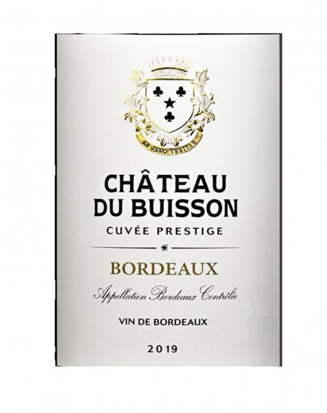 Château Du Buisson Cuvée Prestige Bordeaux