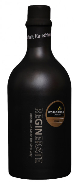 ReGINerate – Artisan Gin Made The Slow Way