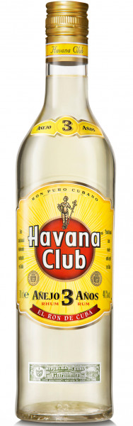 Havana Club 3 Jahre Rum