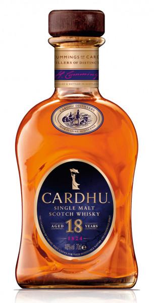 Cardhu 18 Jahre