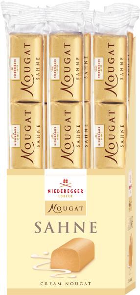 Niederegger Nougat Riegel Sahne 15/50g