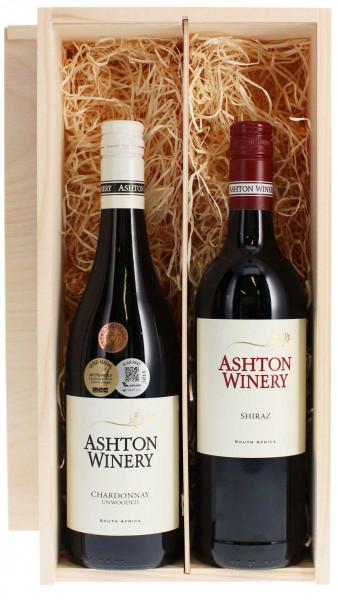Ashton Winery Präsentkiste