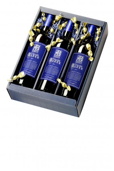 Weinpräsent Allée Bleue Starlette Rouge