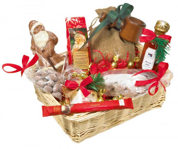 Der Weihnachtskorb